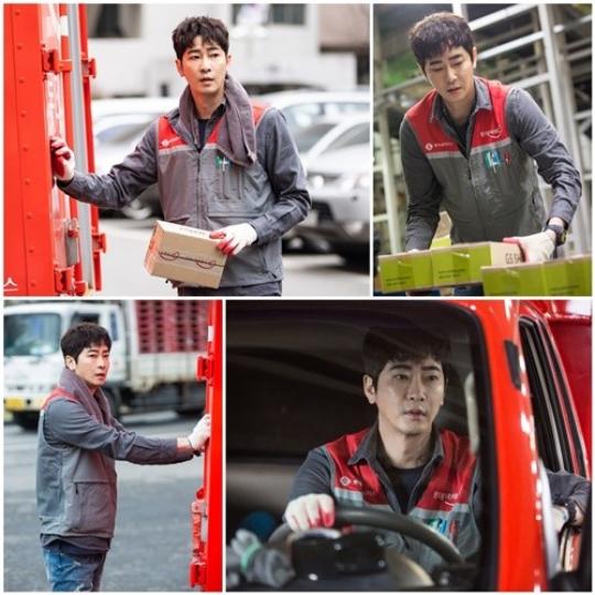 Kang Ji-hwan creates a Joseon Survival Guide in TV Chosun's
