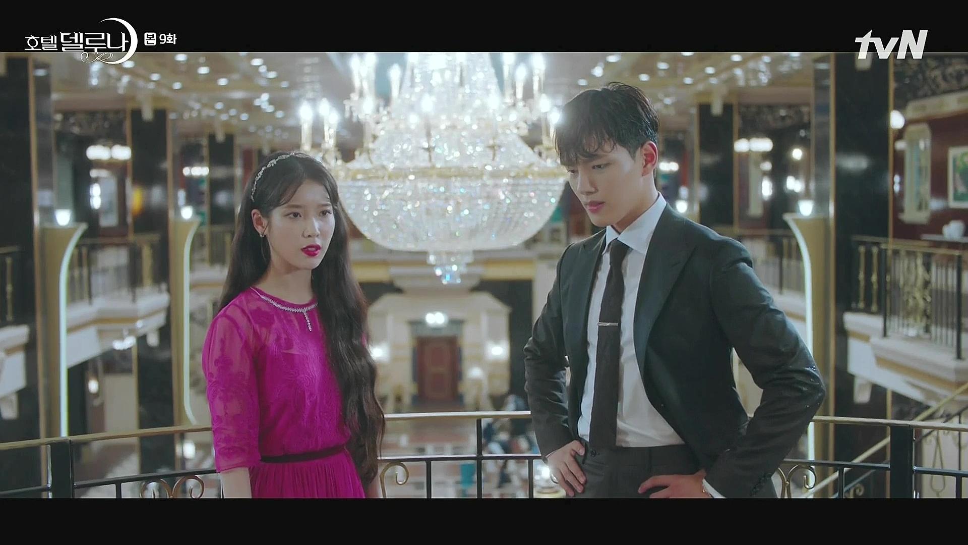 Hotel del Luna: Episode 9