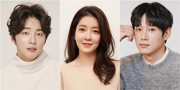Psychopath Diary casts Yoon Shi-yoon, Jung In-sun