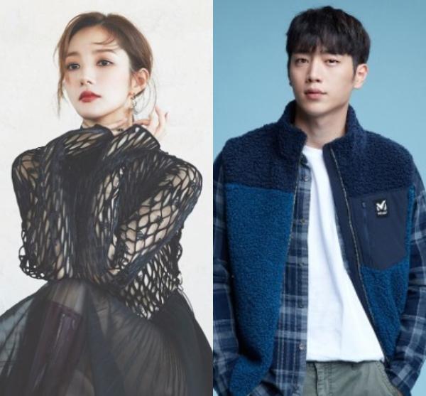 Park Min-young, Seo Kang-joon considering JTBC bookstore romance