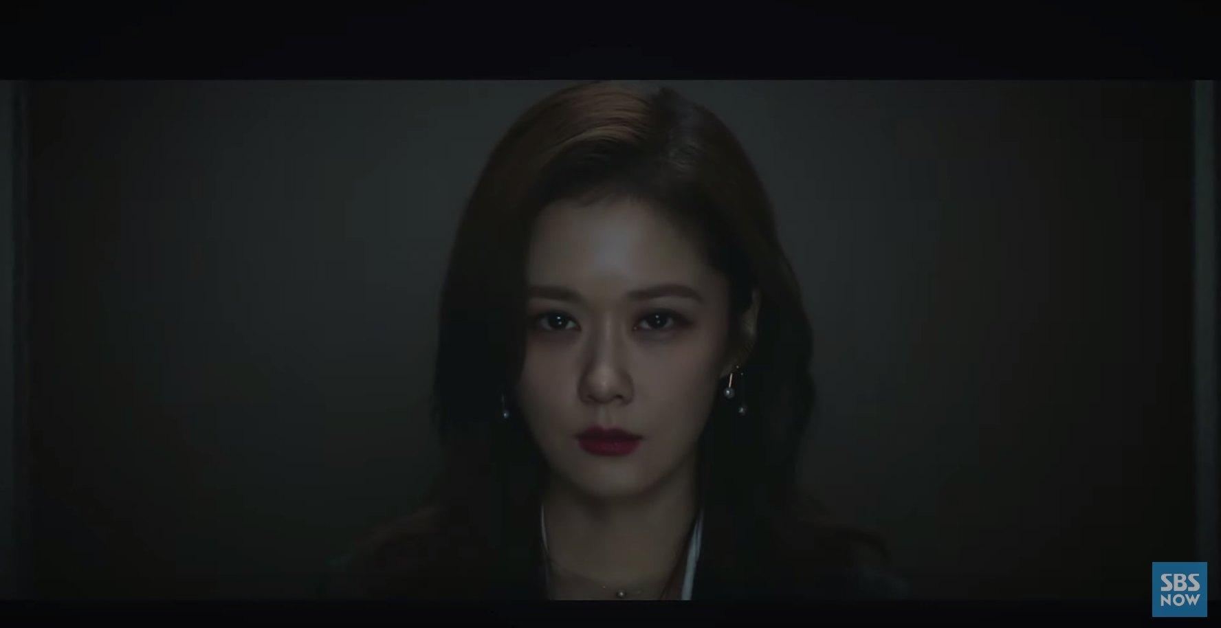 Promos for Jang Nara, Lee Sang-yoon in mystery office drama VIP