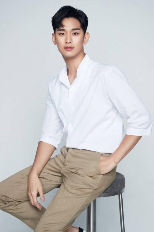 Kim Soo-hyun considering drama comeback in tvN fantasy romance