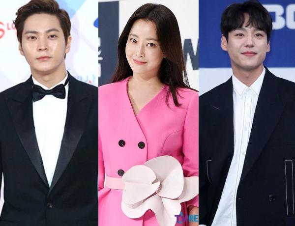 Joo-won, Kim Hee-sun, Kwak Shi-yang up for time-traveling drama Alice