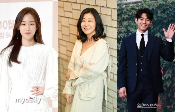 Seo Hyun-jin, Ra Mi-ran, Ha Joon cast in new tvN drama Black Dog