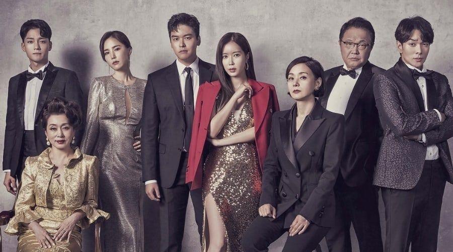 [Family drama] My makjang family