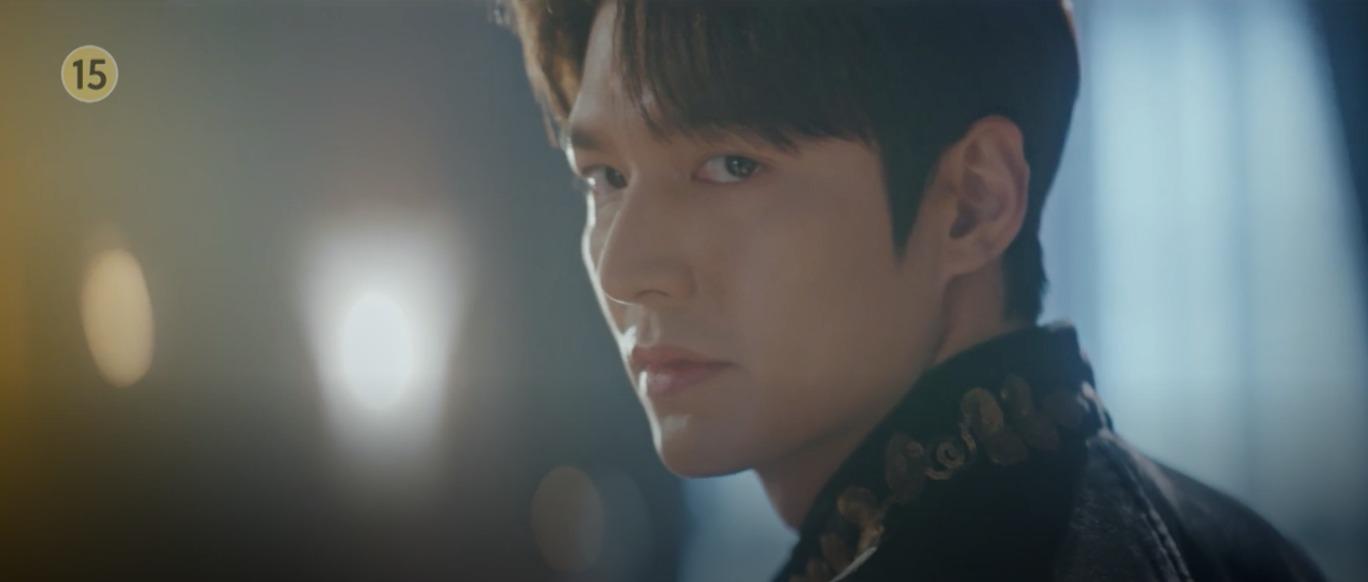 Lee Min-ho is a commanding presence in The King: Eternal Monarch