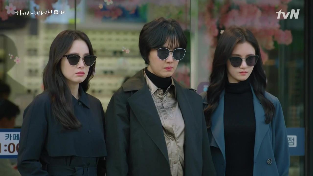 Hi Bye, Mama! : Episode 11 » Dramabeans Korean drama recaps