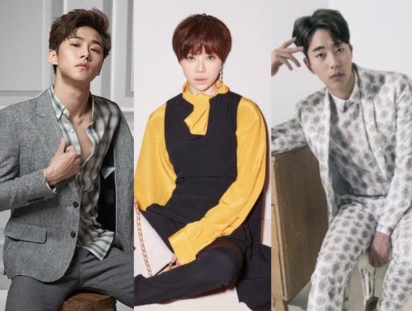 Hwang Jung-eum to choose Yoon Hyun-min or Seo Ji-hoon in anti-marriage romance drama