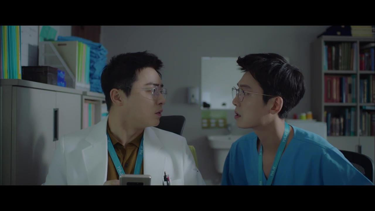 Hospital Playlist Episode 3 Dramabeans Korean Drama Recaps