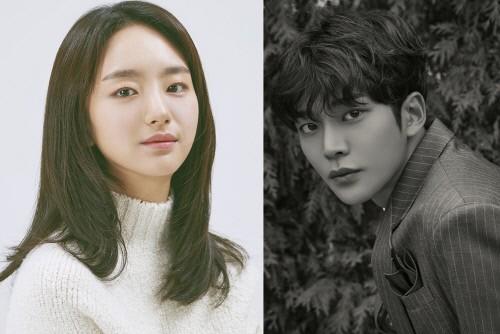 Won Jin-ah, Kim Ro-woon confirm new JTBC drama