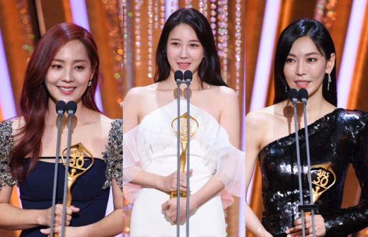 2020 SBS Drama Awards » Dramabeans Korean drama recaps