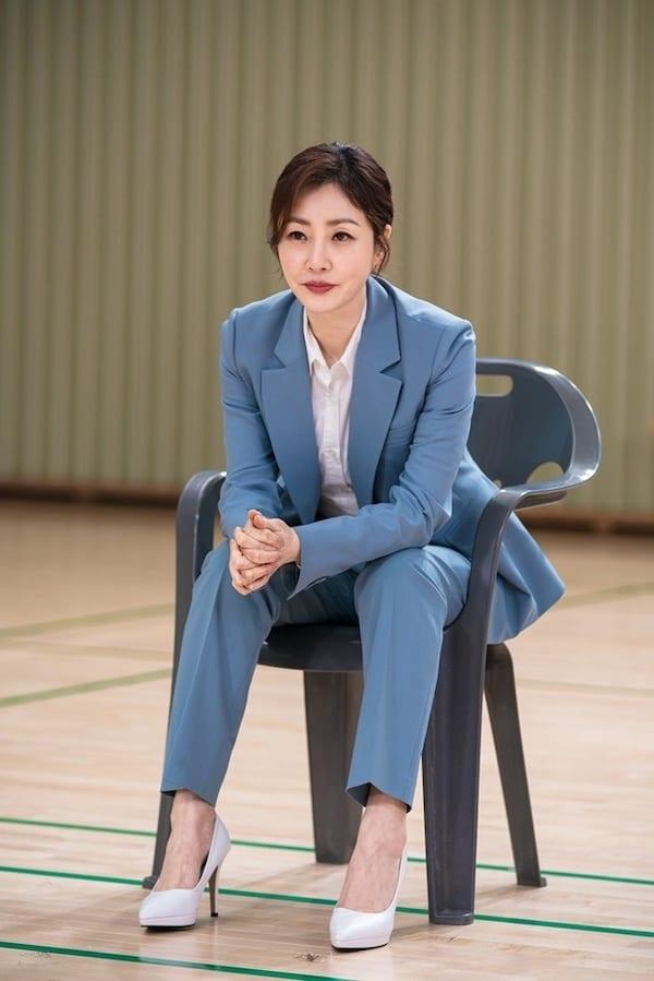 First look at Oh Nara in sports drama Racket Boys