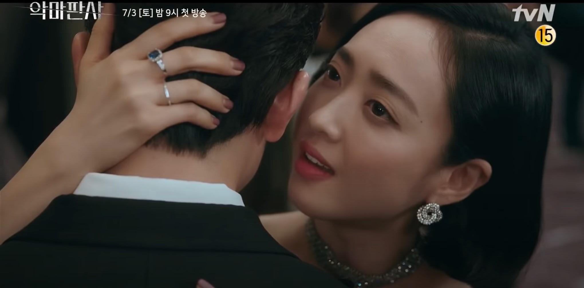 Kim Min-jung antagonizes Ji Sung in new promos for Devil Judge