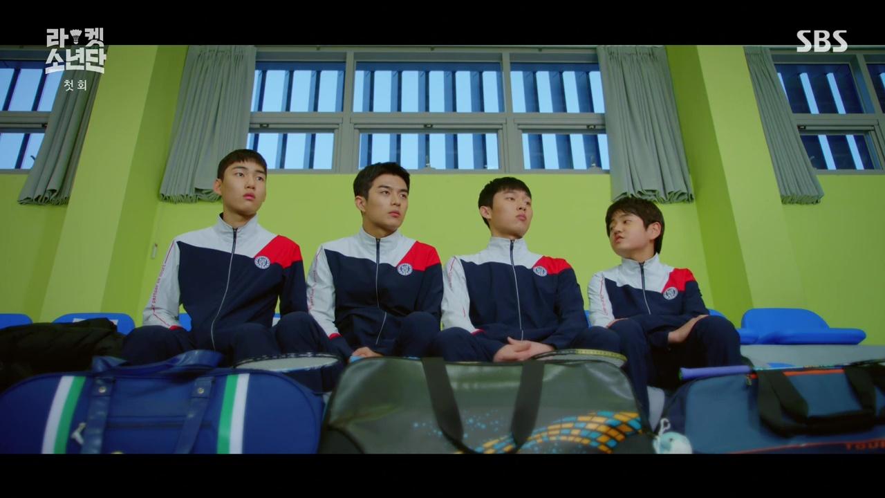Racket Boys: Episode 1