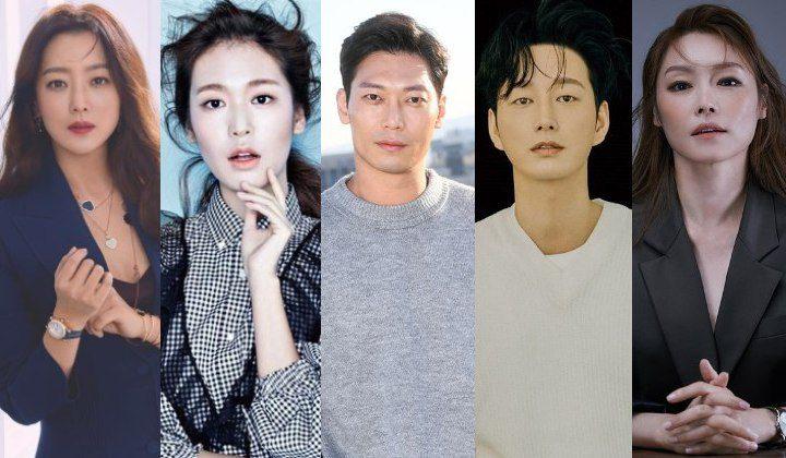 New Netflix drama confirms lineup with Kim Hee-sun, Jung Yoo-jin, Park Hoon, Lee Hyun-wook, and Cha Ji-yeon