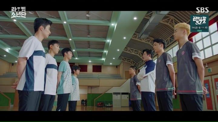 Racket Boys: Episode 12