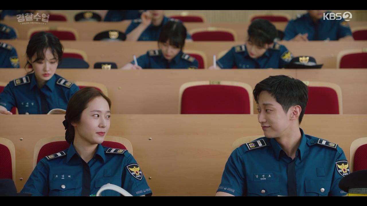 Police University: Episodes 3-4 Open Thread