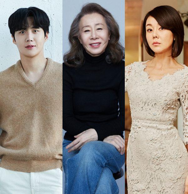 Kim Sun-ho, Yoon Yeo-jung, and Kim Yun-jin to star in new film